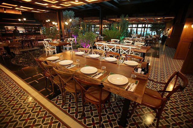 مطعم شازلي فلوريا اسطنبول
