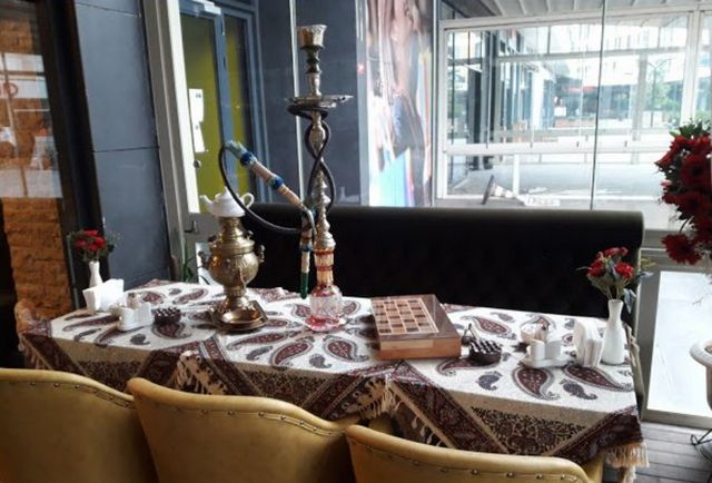 مقاهي الشيشة في اسطنبول