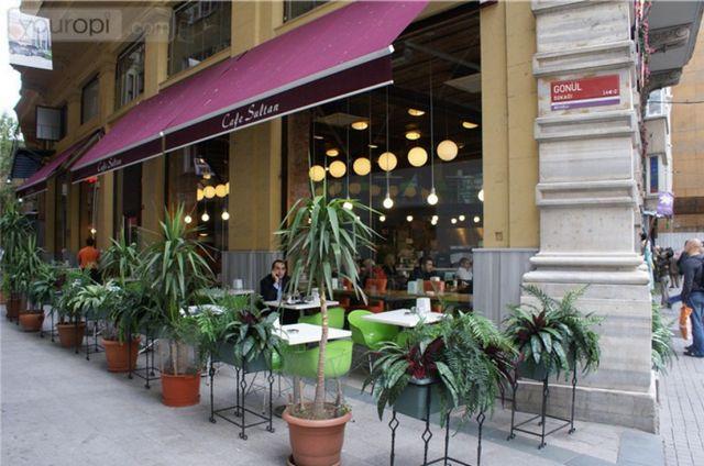 مطعم السلطان احمد اسطنبول