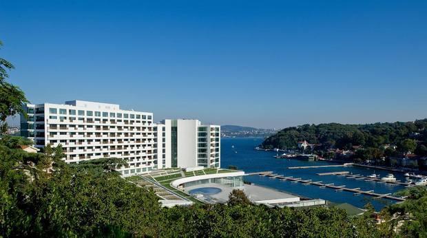 حجز فندق جراند ترابيا اسطنبول