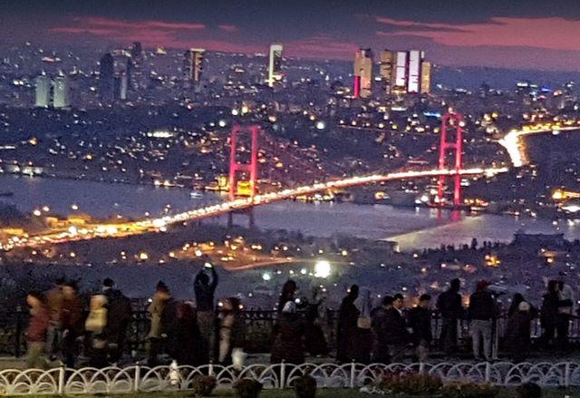 اسطنبول الجزء الاسيوي