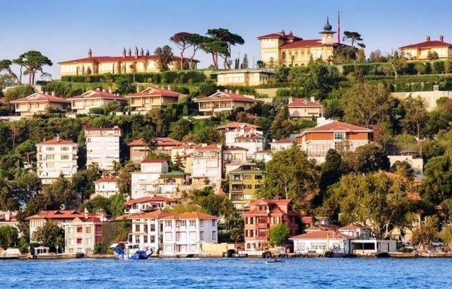 الاماكن السياحية في الجزء الاسيوي من اسطنبول