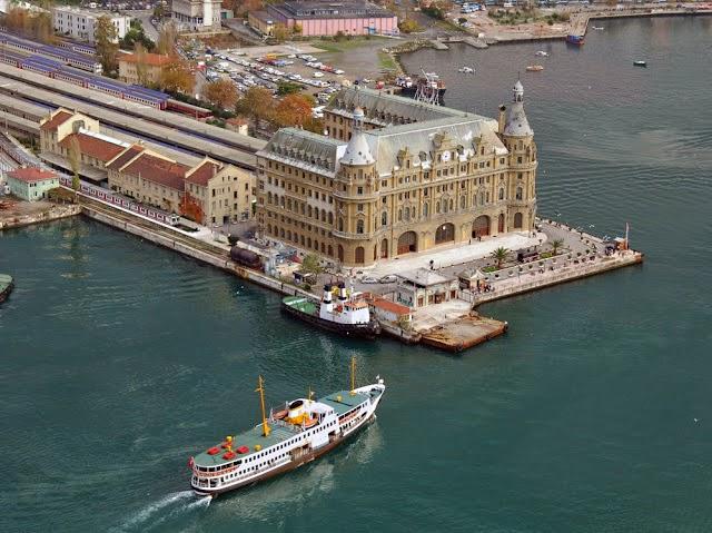 اشهر المناطق السياحية في اسطنبول