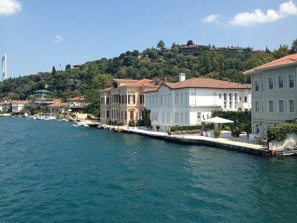 المناطق السياحية في اسطنبول
