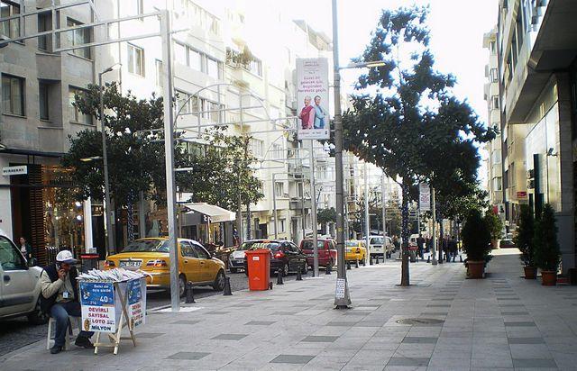 شارع الماركات اسطنبول