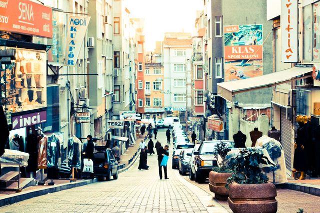 منطقة الفاتح في اسطنبول اين تقع