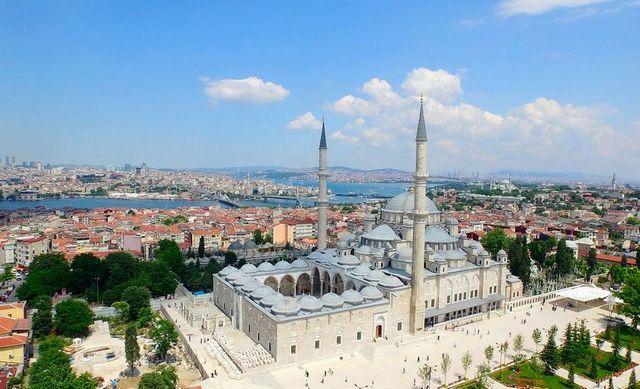 مناطق اسطنبول السياحية