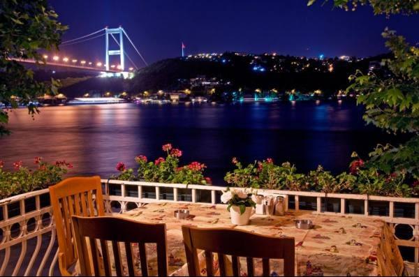 افضل كافيهات اسطنبول على البحر