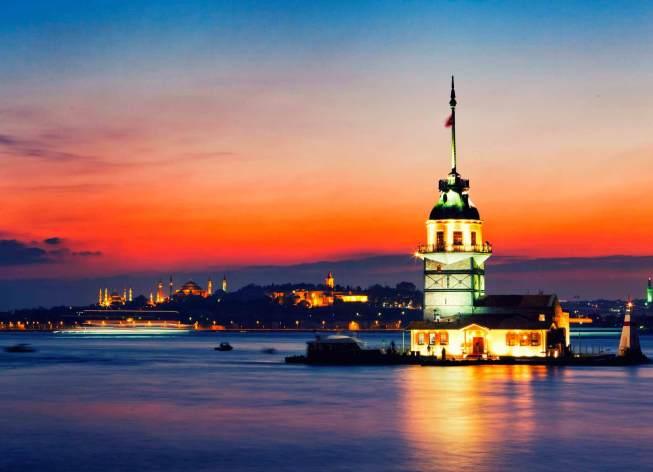 رحلتي في اسطنبول
