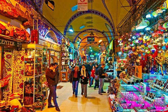 رحلتي الى تركيا اسطنبول