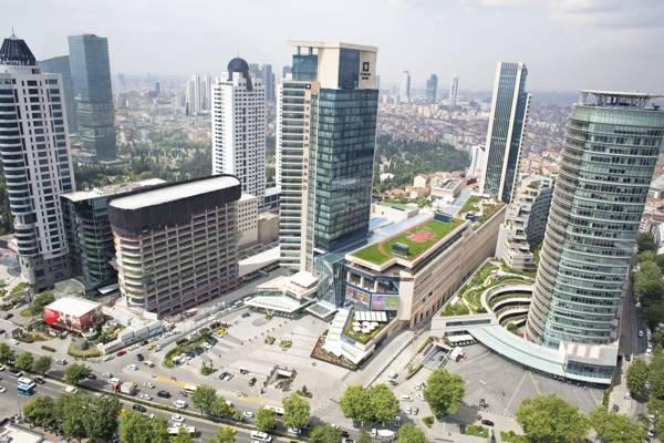 احياء اسطنبول الاوروبيه