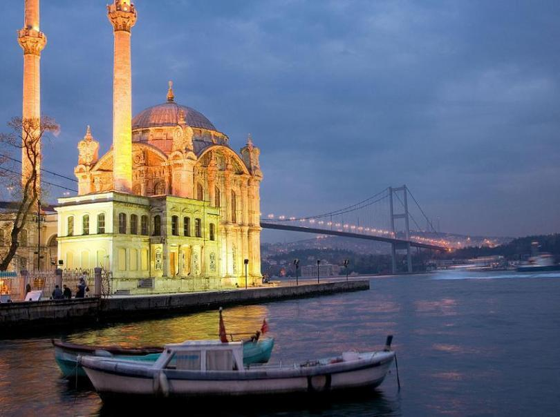 خريطة إسطنبول الأوروبية