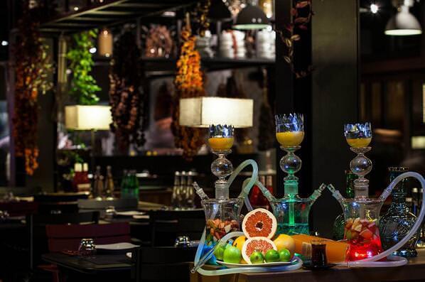كافيهات اسطنبول و مقاهي الشيشة في اسطنبول