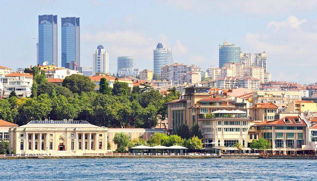 مناطق سياحية اسطنبول