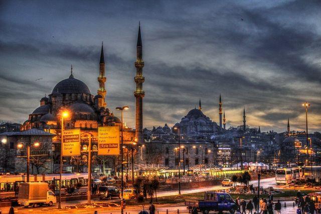 خريطة اسطنبول الاوروبية بالعربي