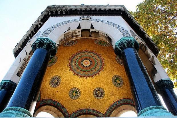 منطقة السلطان احمد تركيا