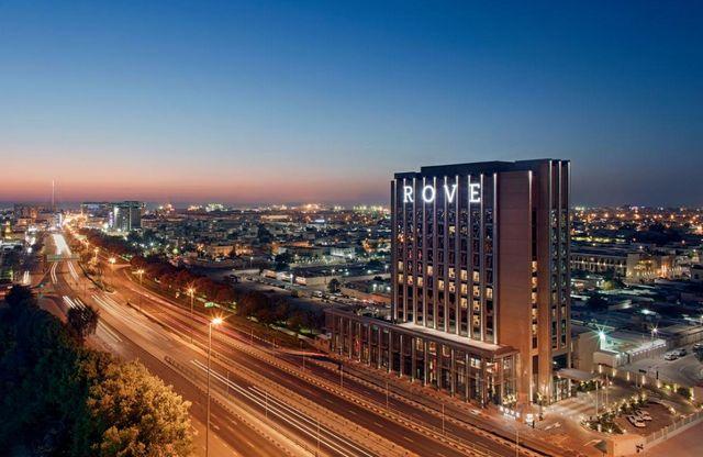 فندق روف تريد سنتر من افضل فنادق 3 نجوم دبي شارع الشيخ زايد الحاصلة على أعلى التقييمات.
