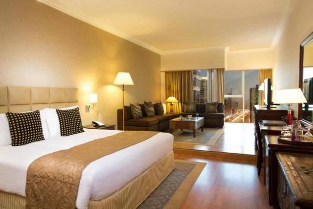 كراون بلازا دبي شارع الشيخ زايد من فنادق دبي 5 نجوم شارع الشيخ زايد التي تُوّفر خدمات عائلية عديدة.