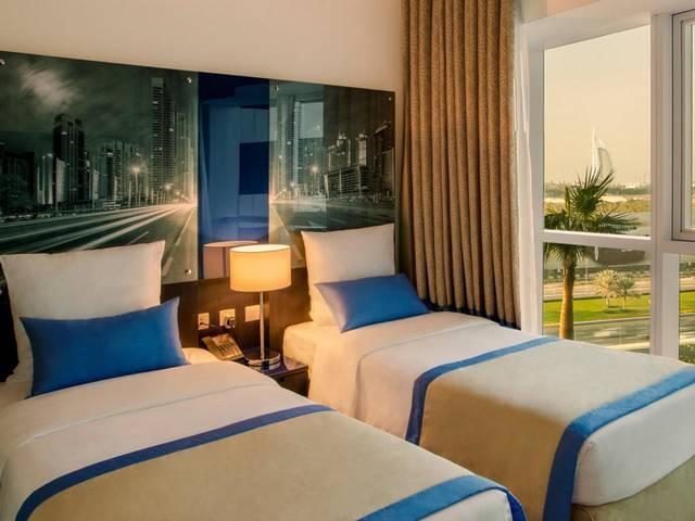 اداجيو بريميوم دبي البرشاء للشقق الفندقية