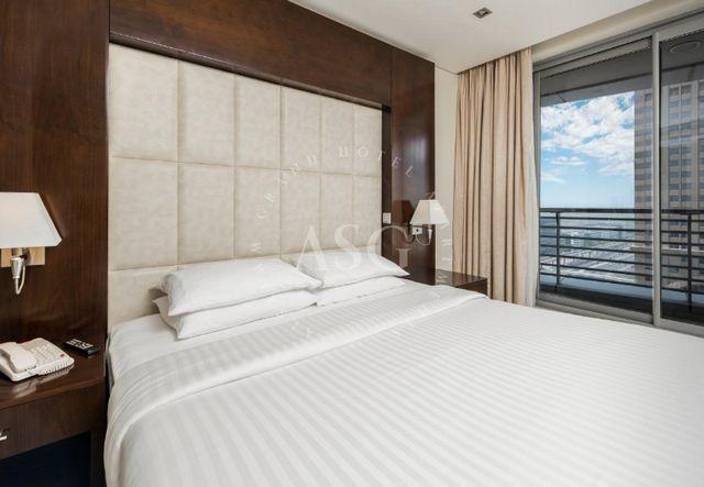 السلام للاجنحة الفندقية دبي تضم مركز لياقة بدنية.