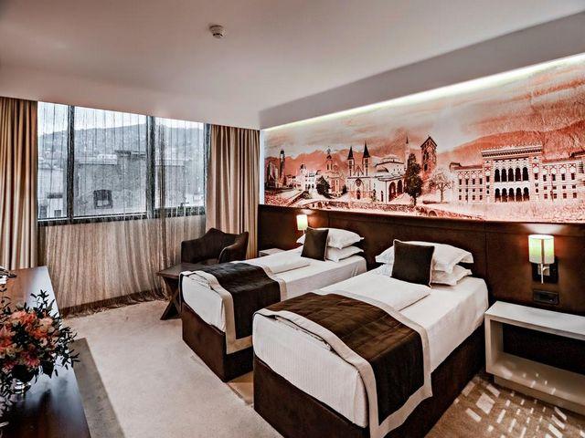 افضل الفنادق في سراييفو