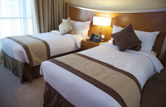 جراند بيل فيو للشقق الفندقية دبي من أهم الخيارات عند حجز شقق في دبي بفضل موقعه.