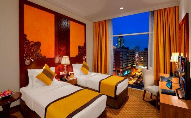 ارخص فنادق في دبي ديره