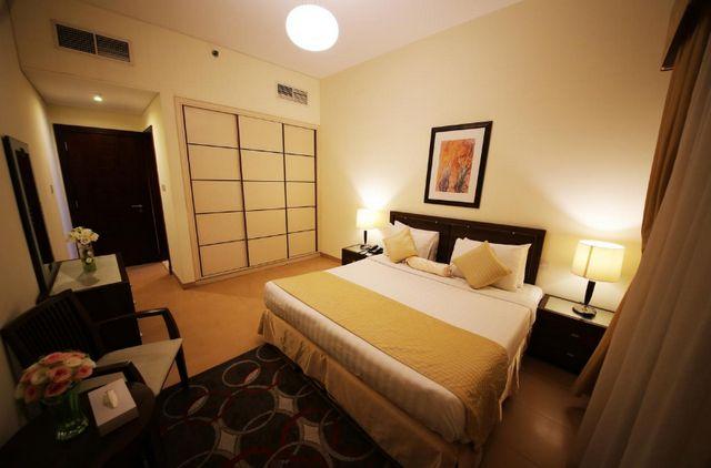 توليب للشقق الفندقية دبي من شقق رخيصه بدبي التي تُوّفر بعض الخدمات العائلية.