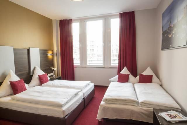فندق سيتي ابارت في ميونخ