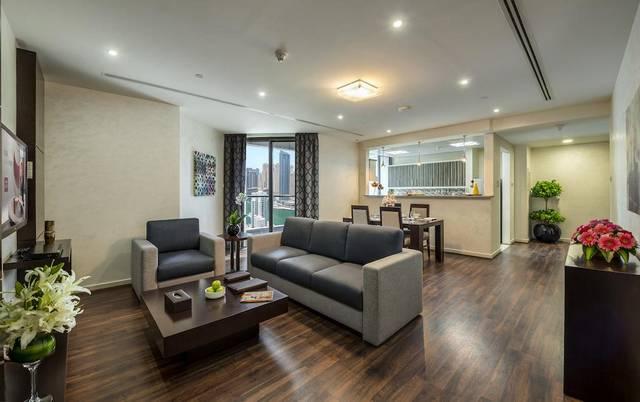 سيتي بريميير مارينا للشقق الفندقية في دبي من افضل الفنادق لضمها العديد من المرافق الترفيهية والخدمات المُميزة