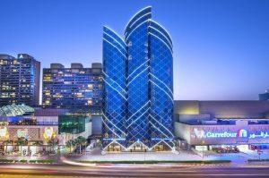 فندق سيتي سيزنز تاور بر دبي يشتهر بتوفيره مجموعة مُتكاملة من أهم الخدمات