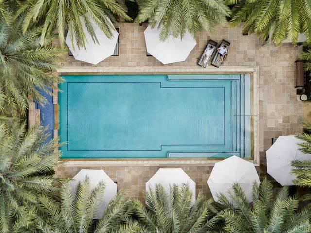 يضم فندق المصيف دبي مسبح خارجي مُصمم بدقة وإحترافية.
