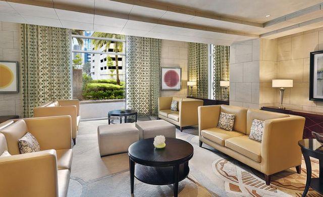 ريتز كارلتون ريزيدنس دبي من أفضل شقق فندقيه داون تاون دبي التي تصلُح للعائلات.