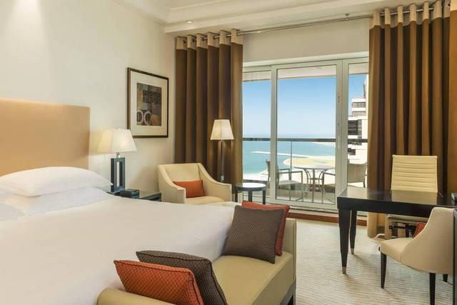 يمتلك فندق جروفنر هاوس دبي افضل شقق فندقيه دبي خمس نجوم