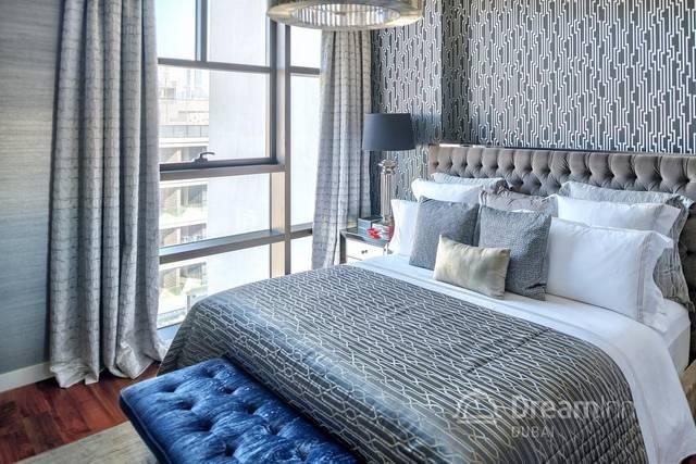 شقق دريم ان دبي سيتي ووك من شقق فندقيه خمس نجوم دبي التي تُقدّم خدمات عائلية.