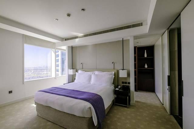 تُعتبر  انتركونتيننتال ريزيدانس دبي فيستيفال سيتي من افخم شقق فندقية في دبي من حيث الإطلالات.