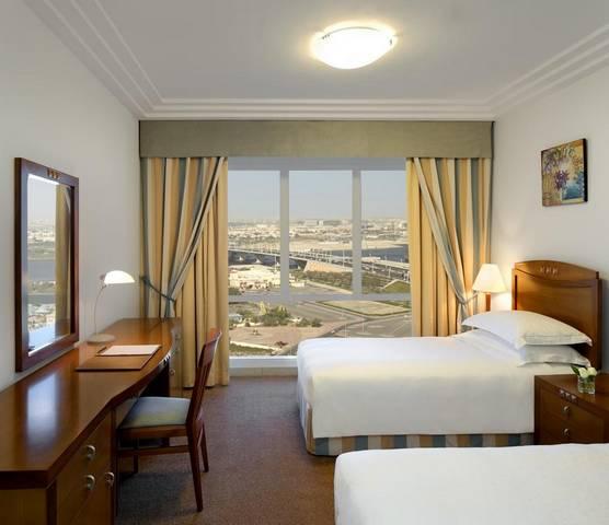 جراند حياة ريزيدنس دبي من افخم شقق فندقية في دبي التي تُقدّم شقق تسع حتى 8 أفراد