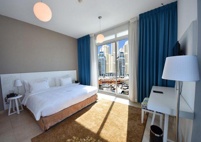 فنادق دبي على البحر رخيصه