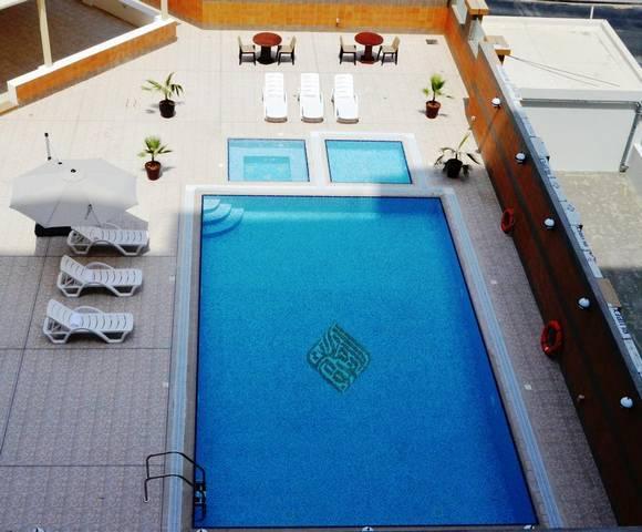 نجوم الامارات للشقق الفندقية النهدة دبي