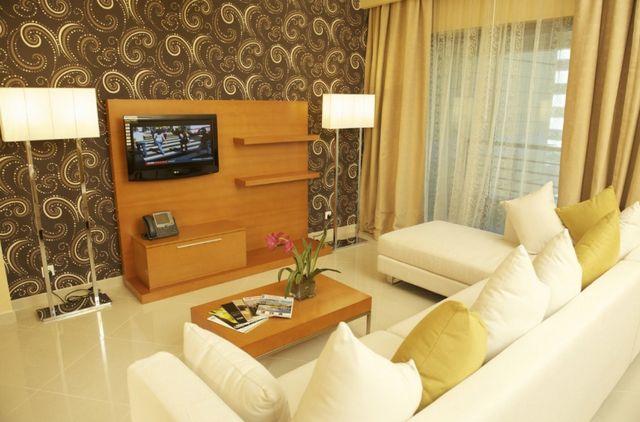 فندق جراند بل فيو للشقق الفندقيه دبي يمنحك إقامة مُميزة في دبي