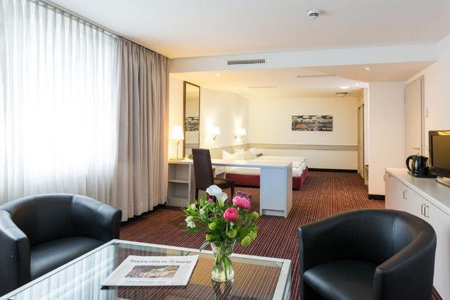 موقع فندق كريستال ميونخ