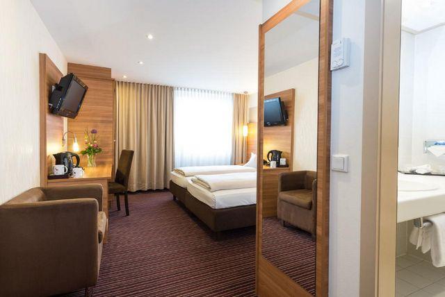 غرف فندق كريستال ميونخ