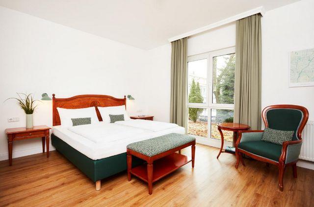 غرف فندق برنس ريجنت ميونخ