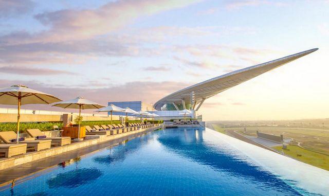 فندق الميدان أحد أفخم فنادق دبي مع مسبح خاص التي توفر الخصوصية