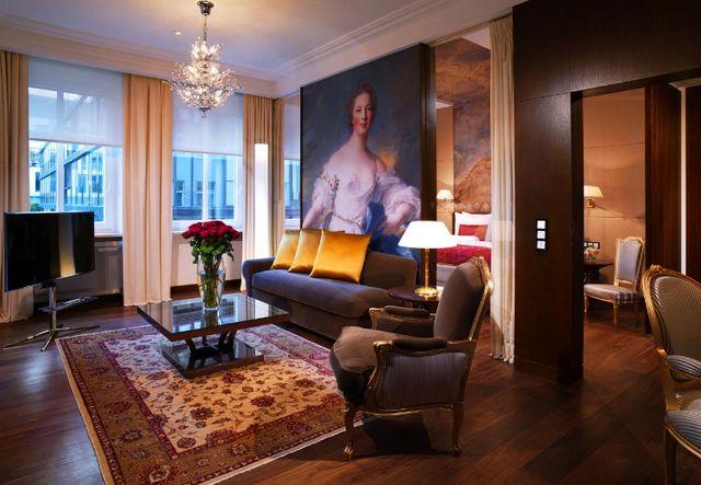 فنادق خمس نجوم في ميونخ