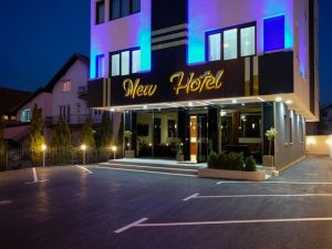 فنادق قريبة من مطار سراييفو