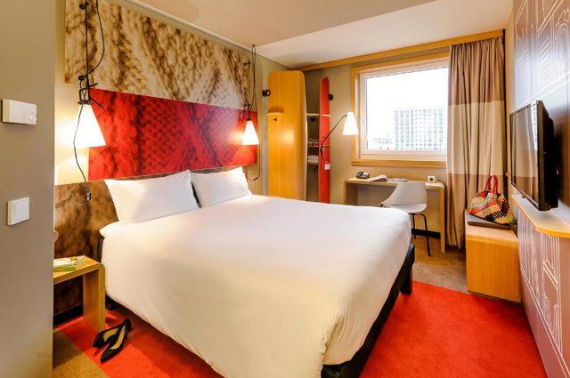 غرف فندق ايبيس ميونخ
