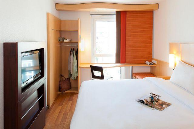 موقع فندق ايبيس ميونخ