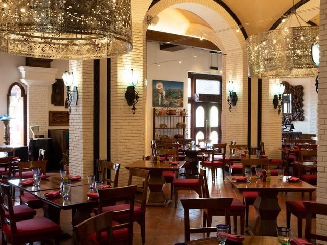 مطعم ميناء السلام جميرا