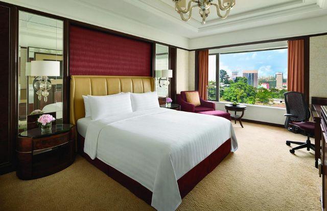 معظم فنادق كوالالمبور مع مسبح خاص تتمتع بغرف ذات مساحات واسعة